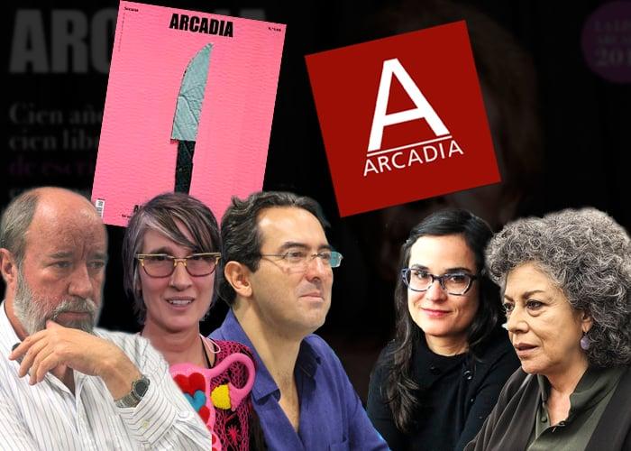 El cierre de Arcadia une a los intelectuales colombianos