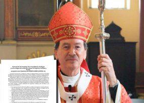El cardenal Rubén Salazar suspende misas en Bogotá