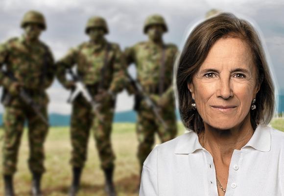 ¿Salud Hernández confiesa que le hace favores al ejército?