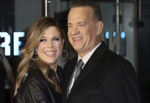 Tom Hanks, la primera estrella de Hollywood enferma de coronavirus