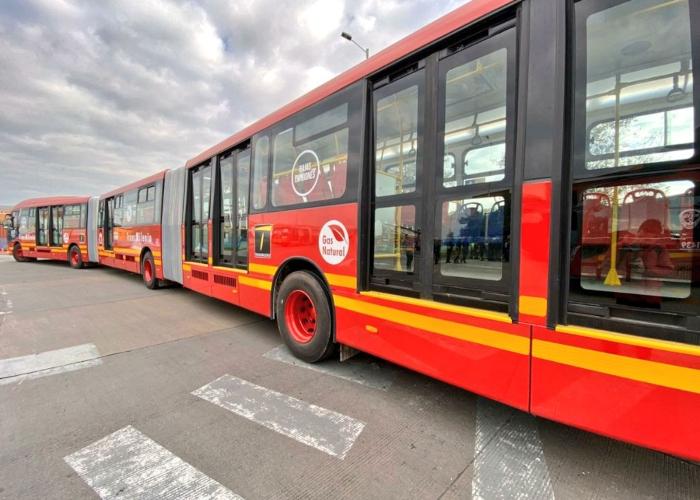 Transmilenio gratuito, una solución al problema del transporte