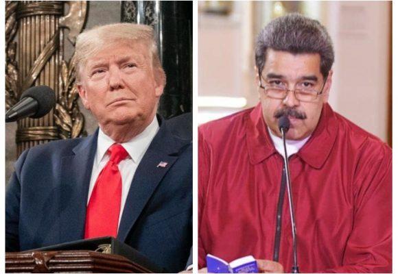 Maduro y las maniobras políticas de Trump