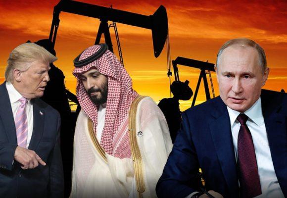 La guerra de Putin y Arabia Saudita que desfondó el petróleo