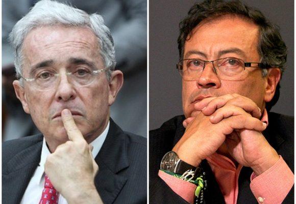 ¿Uribe tiene miedo?, ¿Petro lo asusta?