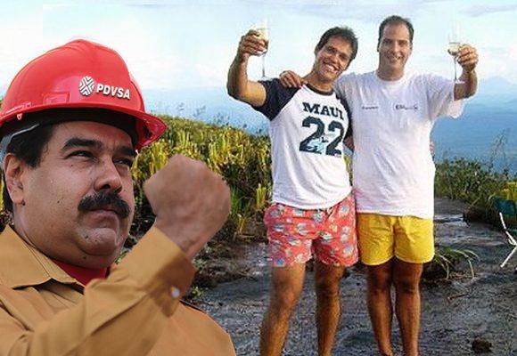 Los niños bien de Venezuela que se enriquecieron con Chávez, ahora van tras el petróleo de Maduro