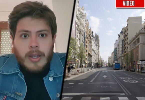 11 días de encierro: así se vive la cuarentena en Madrid