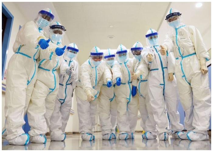 China logra controlar la expansión desbordada del coronavirus