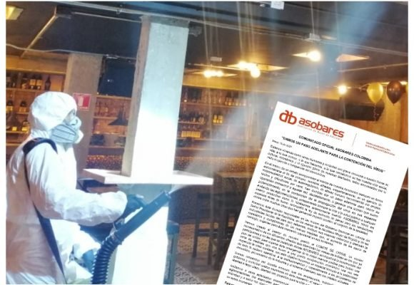 Cierre preventivo de bares en Bogotá por coronavirus