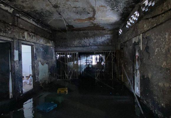 Por túnel intentaron fugarse presos de la cárcel con más casos de COVID-19 en el país