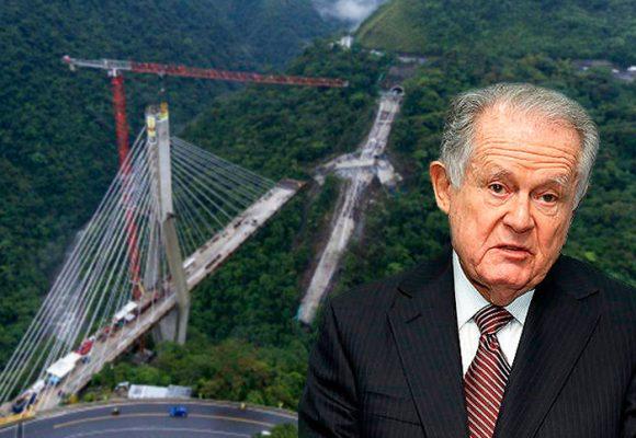 Nuevo revés de Sarmiento Angulo, esta vez con el puente de Chirajara