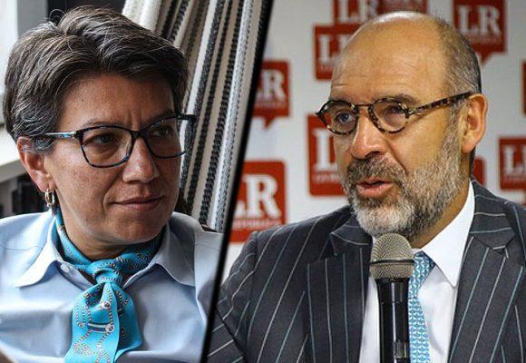 Frenazo a propuesta de Claudia López de no pago de servicios públicos