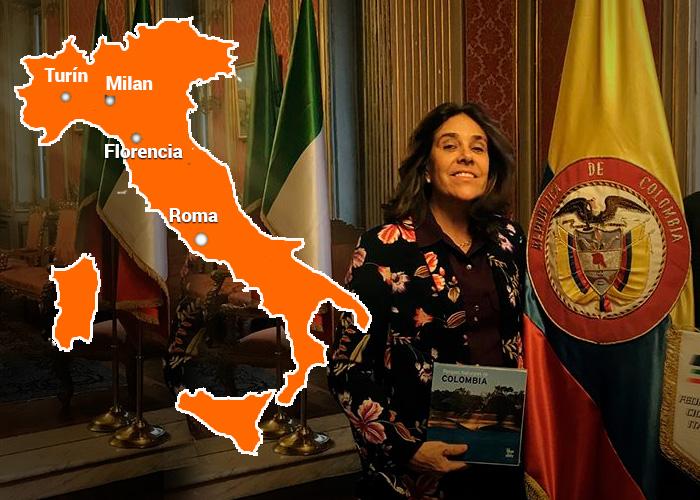 Más de 70.000 colombianos aislados en Italia