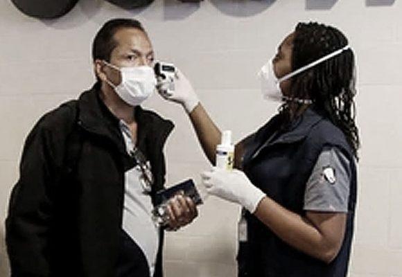 El alcance del test del coronavirus