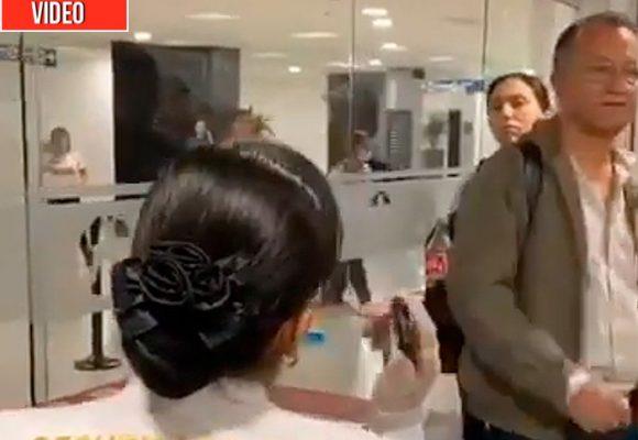 A la brava 21 viajeros de España se saltan puesto de control en aeropuerto de Cucuta