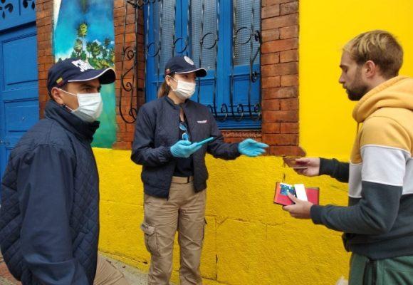 Aumenta a 158 número de contagiados por coronavirus en Colombia