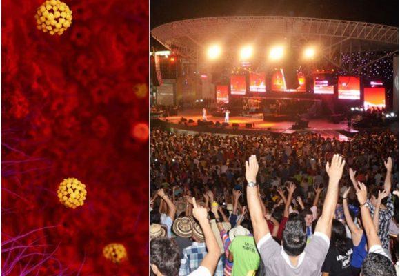 ¿Valledupar cancela Festival Vallenato por riesgo Coronavirus?