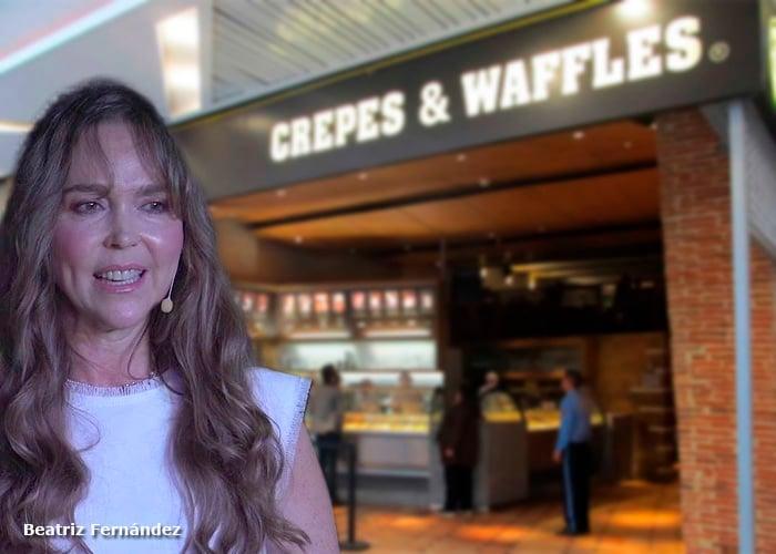 El buen ejemplo de Crepes & Waffles: cierre sin despidos