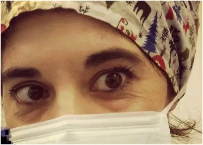 La maldición de ser enfermera en Colombia en época de coronavirus