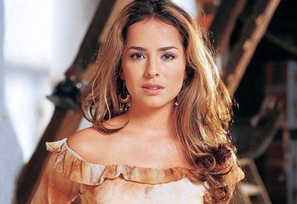 Danna García, primera actriz colombiana con Coronavirus