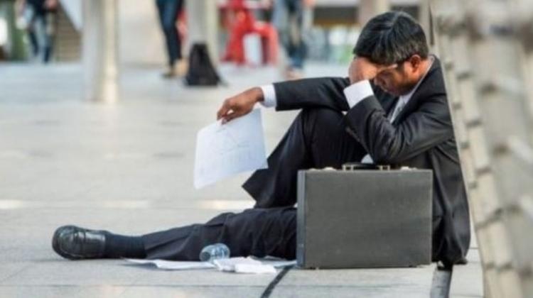 La angustia del desempleo, la más feroz