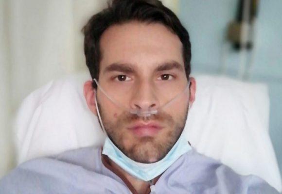 """""""Tengo 36 años, hago crossfit y estoy internado en un hospital: ojo, el virus es grave"""""""