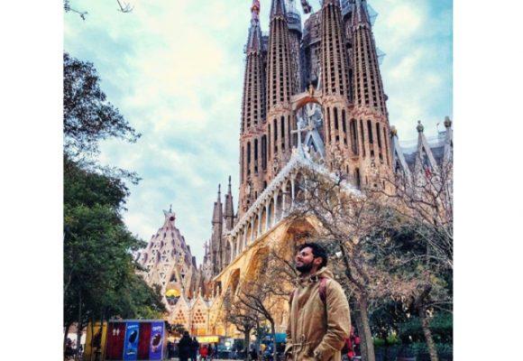 Sin hotel, ni comida: Así conocí Barcelona con 400mil pesos