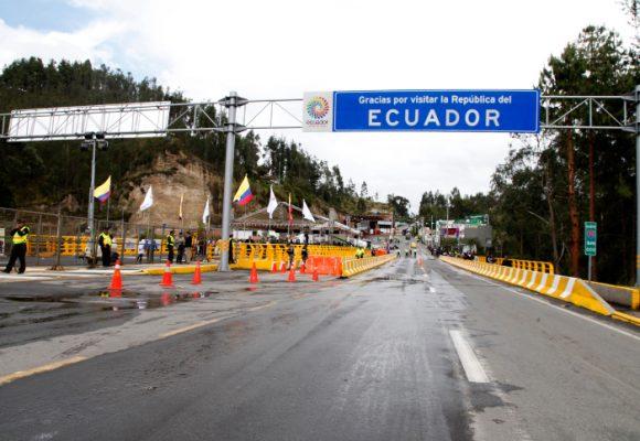 ¿Y cuándo van a cerrar la frontera con el Ecuador?