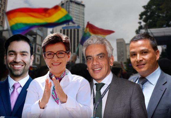 Gais colombianos que volaron alto en la política