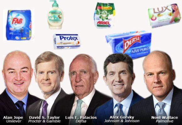 Los reyes de los jabones y detergentes en Colombia