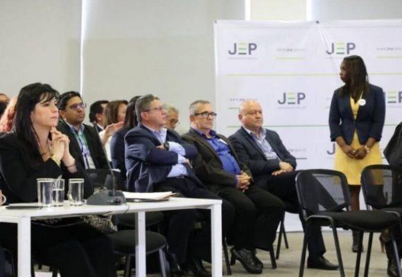 El escándalo interesado contra la JEP