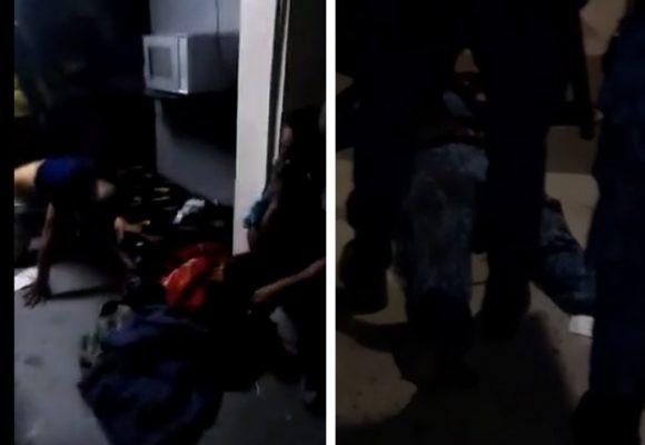 [VIDEO] Grave situación: Guardias y presos heridos en cárcel La Modelo