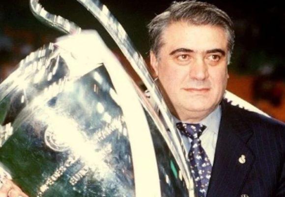 Por Coronavirus muere Lorenzo Sanz, ex presidente del Real Madrid