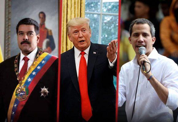Trump presenta un gobierno para Venezuela sin Maduro ni Guaidó
