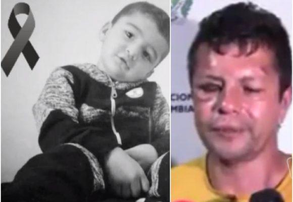 VIDEO: Por venganza hombre asesinó a su propio hijo de 2 años