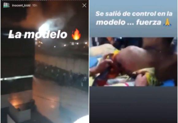 VIDEO: El preso instagrammer que transmitió el motín en la modelo