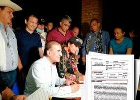 Gobernador del Meta sienta al gobierno a negociar con campesinos y colonos