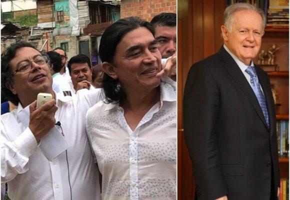 Mientras Sarmiento Angulo dona 80mil millones, Petro y Bolívar solo tienen trinos para regalar