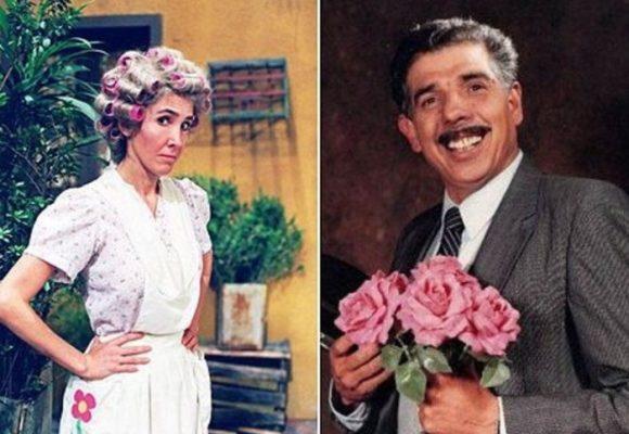 ¿El profesor Jirafales era un hombre casado y Doña Florinda su amante?