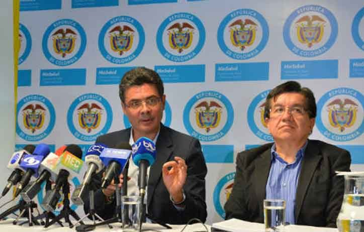 Fernando Ruizfue viceministro en el ministerio de Alejandro Gaviria.