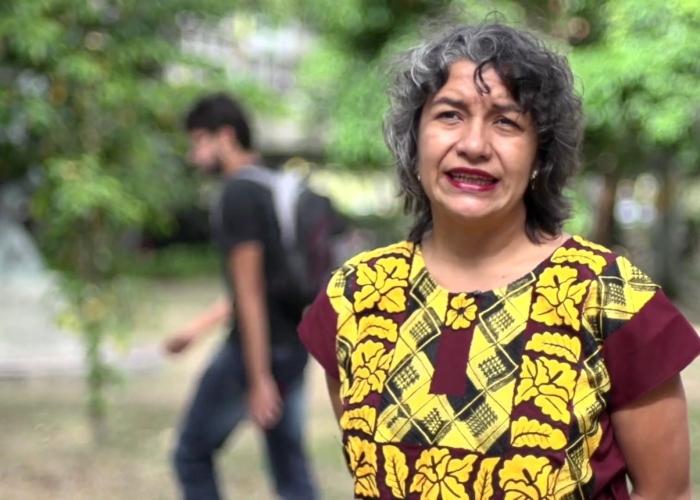 ¿Quién es Sara Fernández, la docente de la UDEA que intentaron matar en Medellín?