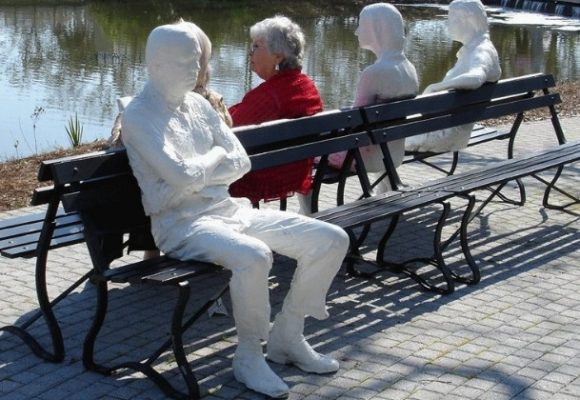 El retrato de la soledad