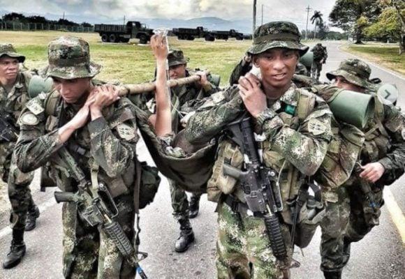 El drama de tener que ir a la guerra en Colombia