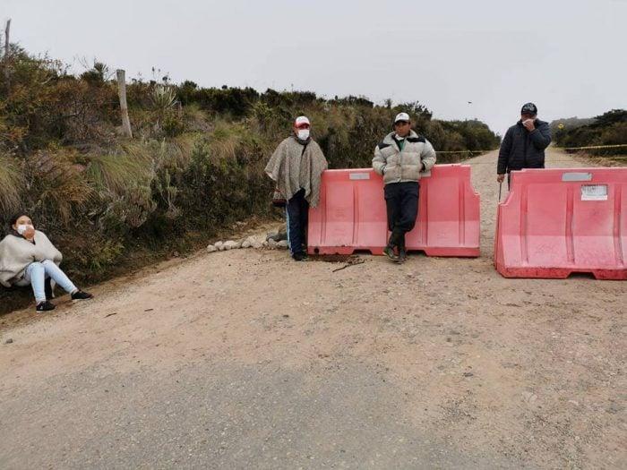 Foto: Sindicato de Trabajadores Agrícolas de Sumapaz - Sintrapaz