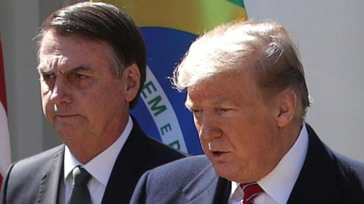 Trump y Bolsonaro intensifican la crisis #COVID-19