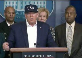 Trump accedió a hacerse el examen de coronaviris