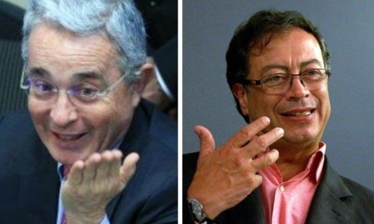 A Petro y a Uribe el Coronavirus los logró poner de acuerdo