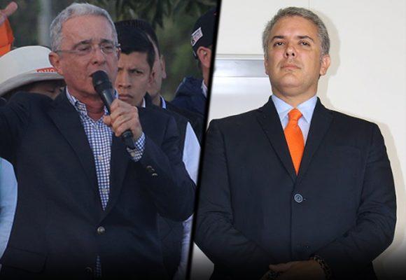 Llamado de atención de Uribe al gobierno Duque por coronavirus