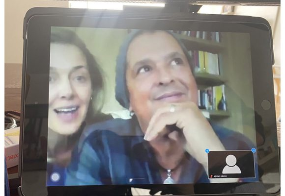 Carlos Vives el invitado de lujo a las clases virtuales de Alejandro Gaviria