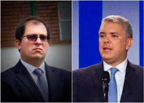 Primer choque entre el fiscal y el gobierno Duque