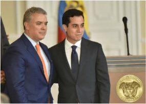 Federico Hoyos, el nuevo hombre del computador de Palacio